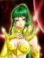 Aries no Persephone by MistressAinley