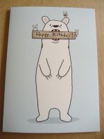 New Happy Birthday Card by sebreg