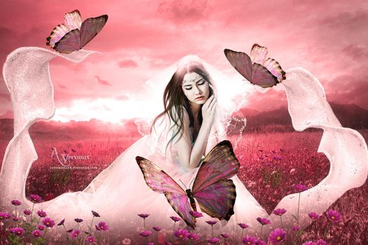 The beauty butterfly by annemaria48