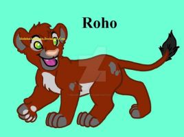 Roho ~ by MedabotAndronica
