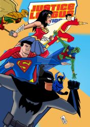 Justice League Action!c 1 by nic011