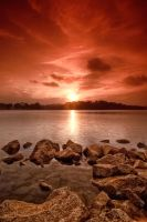 Fiery Sunset 2 by Shooter1970