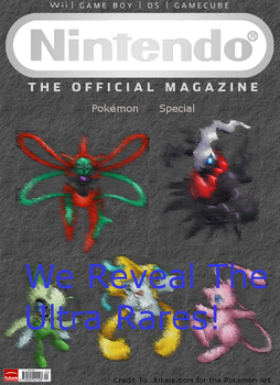 onm pokemon special mock cover by shad177