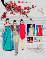 Valentino Couture by BarbraGolba