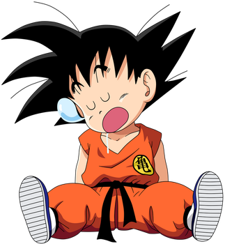 Dragon Ball - Kid Goku 33 by superjmanplay2