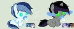 baby Adoptables! by Pwrcat70