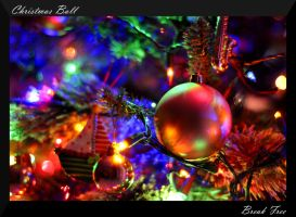 Christmas Ball by BreakFreePhotography