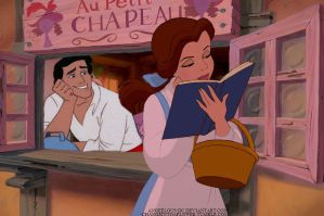 Belle/Eric by angeelous-dc