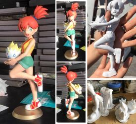 Misty Figure by bbmbbf