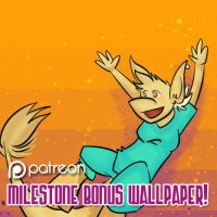 A Patreon Milestone Reward for EVERYONE! by bugbyte