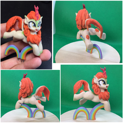 Autumn Blaze 3d Printed (Now on Etsy store) by fromamida