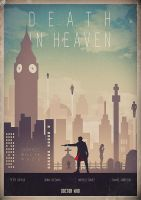 Doctor Who - Death in Heaven by foreverclassic