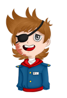 Chibi Tord by AmitiArt