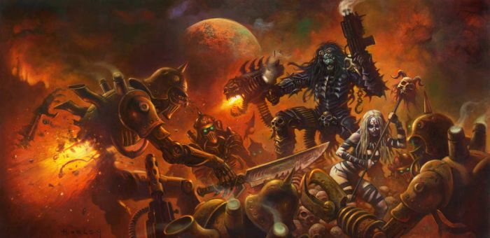PlanetZombie2 by AlexHorley