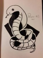 Day 3 | Poison by EquinoxeMelba
