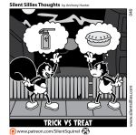 Silent Sillies Thoughts 040 by JK-Antwon