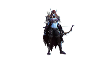 Sylvanas - Heroes of the Storm by PlanK-69