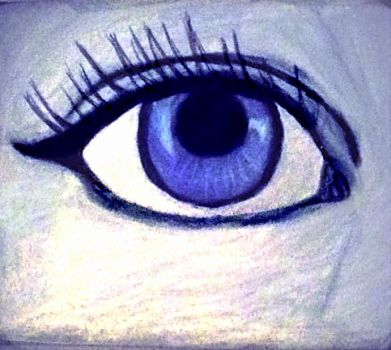 Blue Eye by HBeezy