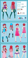 Pokemon trainer Ariel