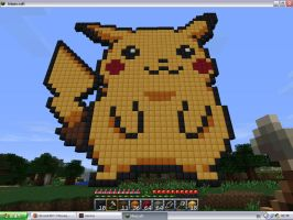 pikachu finally finished by fitipaldi93
