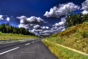 Highway to the Sky by ToRom