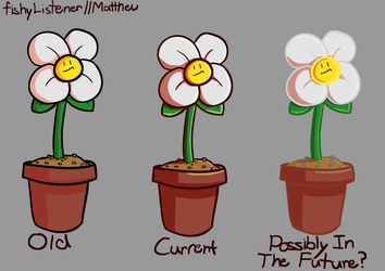 Flowers Shading Test Thing by fishyListener