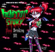 Blood Drinking 101 the Song by hollyg