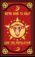 Join The Revolution by thisisanton
