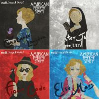 AHS - Jessica Lange - Matriarchy by nottisweettoothi
