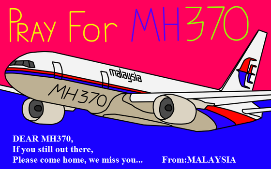 The Disappearance Of MH370 by HummerH3