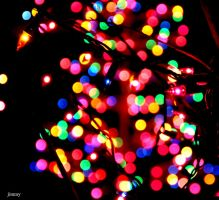 Christmas lights by jcphotos