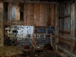 Rustic Room by da-joint-stock