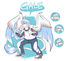 [Commission] BBnBB Gale by raizy