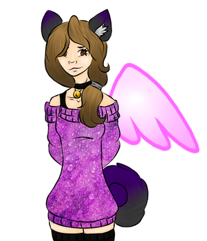 [Art Trade] Lala by RavenClawGaming