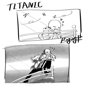 UT-Titanic01 by RingingT