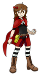 Trainer Red for Eternity 9 by AppleFallsPonies