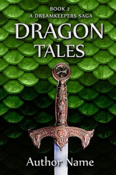 291 Dragon Breath Series Book 2 by CoverShotCreations