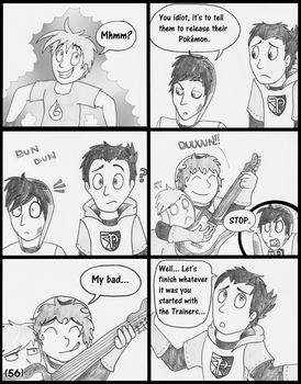 Pokemon Black and White Page 56 by Sooty123