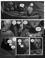 First Age- Comic Page by ChristopherStevens
