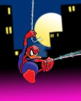 WD - Spider... Duck? by CharlieFleed