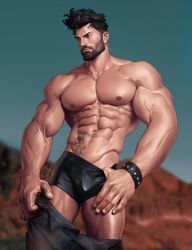Sergi Constance by silverjow