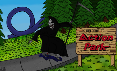 Deaths day out at Action Park