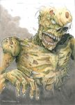 Zombie by DKHindelang