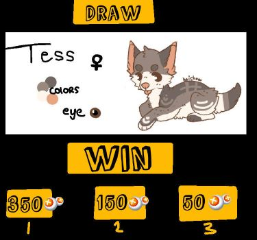 Art Competition! by That-One-Doge