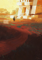 Tomb Finder by amirzand