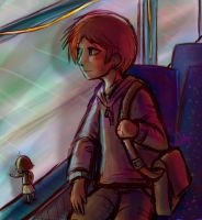 Ride on the Bus by Friendlyfoxpal