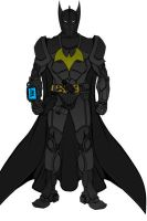 Batman Redesign by Chiracy