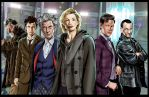 The Thirteenth Doctor by ShawnVanBriesen