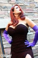 jessica rabbit by CanteraImage