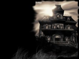 Haunted Mansion by Katikut